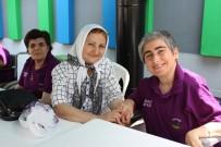 ENGELLİ BAKIM MERKEZİ - Osmangazi'de Engeller OBAM İle Aşılıyor