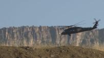 (Özel) Irak Sınırında Askeri Hareketlilik