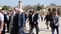 AĞLAMA DUVARı - Prens William'dan Kudüs'teki Kutsal Mekanlara Ziyaret