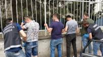 YUNUS TİMLERİ - Samsun'da Narkotik Ekipleri Tarafından Uyuşturucu Uygulaması