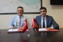 DEMIR ÇELIK - SAMULAŞ Ve Yeşilyurt Demir Çelik MYO Arasında İş Yeri Eğitimi Protokolü İmzalandı