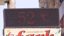 MEYAN ŞERBETİ - Şanlıurfa'da Kavurucu Sıcaklar