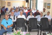 EĞİTİM TOPLANTISI - Sebze Üreticilerine Eğitim Semineri
