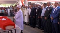 MUSTAFA ÇETİNKAYA - Şehit Jandarma Er Erdem Ay, Son Yolculuğuna Uğurlandı