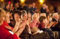 SİNEMA SALONU - Sinema Ve Tiyatroya Olan İlgi Artıyor