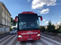 TAKIM OTOBÜSÜ - Sivasspor Takım Otobüsü Yeniden Tasarlandı