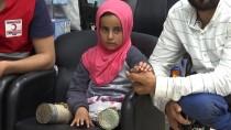 KEREM KINIK - Suriyeli Maya Protez Tedavisi İçin İstanbul'da
