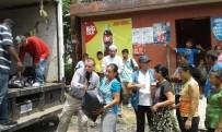 SELAHADDIN - TDV, Guatemala'daki Yanardağ Patlamasının Yaşandığı Bölgeye İnsani Yardım Ulaştırdı