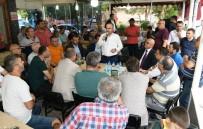 İSMAIL KAYA - Turan Açıklaması ' Çanakkale'de AK Parti'miz Halkımızın Takdiriyle Birinci Oldu'