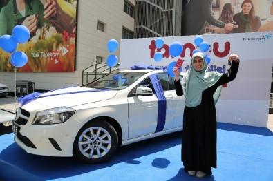 Türk Telekom'un yerli dijital klavyesini indirdi lüks otomobil kazandı