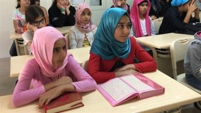 Yaz Dönemi Kur'an Kursları Açılışı Yapıldı
