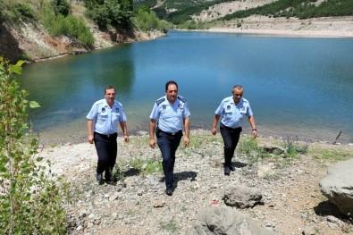 Yozgat'ta Zabıtadan Baraj Ve Göletlerde Sıkı Denetim
