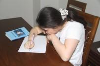 SEREBRAL PALSİ HASTASI - Yüzde 96 Engeline Rağmen Hayali Olan Kitabı Çıkardı