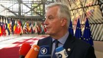 EURO BÖLGESİ - AB Liderler Zirvesi İkinci Gününde