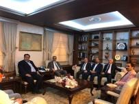 AK Parti'den Vali Kılıç'a Ziyaret