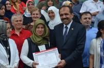 KADIN MİLLETVEKİLİ - AK Parti Trabzon Milletvekilleri Mazbatalarını Aldı