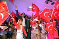 İZMIR MARŞı - ASEV Öğrencileri Hayran Bıraktı