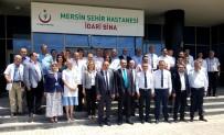 ŞEHİR HASTANELERİ - Aydınlı Açıklaması 'Mersin Şehir Hastanesinde 4 Milyon Vatandaşa Hizmet Verdik'