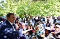Bakan Eroğlu İhsaniye'de