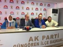 SİYASİ PARTİLER - Bakan Kurtulmuş Açıklaması 'AK Parti Kapsayıcı Bir Partidir'