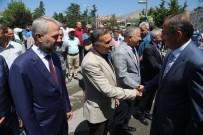 MEHMET DURUKAN - Bakan Özhaseki Ve Vekil Nergis'den Develi'ye Teşekkür Ziyareti