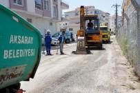 KALDIRIM ÇALIŞMASI - Başkan Yazgı Açıklaması 'Şehrimizin Her Noktasında Bir Çalışma Var'