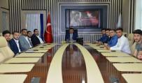 MEHMET ŞİMŞEK - Battalgazi Belediye Başkanı Selahattin Gürkan Açıklaması