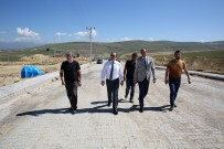 NACİ AĞBAL - Bayburt Organize Sanayi Bölgesi'nde Fabrika İnşaatları Başladı