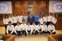 ALINUR AKTAŞ - Büyükşehir'in Şampiyon Sporcuları