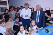 ÇOCUK ÜNİVERSİTESİ - Çocuklar Oyunlarla Öğreniyor