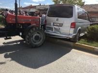 Direksiyon Başında Rahatsızlanan Sürücü Ölümden Döndü