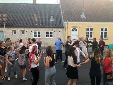 Diyarbakır Bilnet Okulları Türk Kültürünü Danimarka'da Tanıttı
