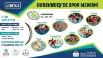 Dursunbey Belediyesi Yaz Spor Okulları Başlıyor