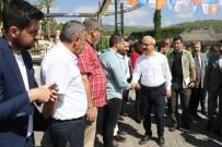 HACı ÖZKAN - Elvan Açıklaması '2023 Hedeflerine Hep Birlikte Ulaşacağız'