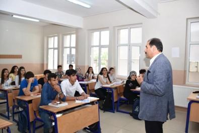 Erzincan'da Destekleme Ve Yetiştirme Kursları Başladı