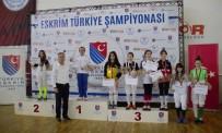 Eskrim Minikler Türkiye Şampiyonası İçin Trabzon'a Akın Ettiler