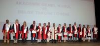 AYHAN DOĞAN - GAÜN'de 113 Akademisyene Belgeleri Törenle Verildi