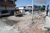GEBZE BELEDİYESİ - Gebze Belediyesi'nden Sanayide Peyzaj Çalışması