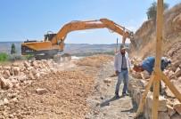 YUSUF ÖZDEMIR - Gölbaşı Gölü Çevre Düzenleme Projesi Devam Ediyor