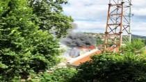 ÇAVUŞBAŞı - İBB'den Beykoz Kundura Fabrikası Yangını İle İlgili Açıklama