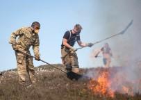 İSKOÇYA - İngiltere'deki Yangınla İlgili 1 Şahıs Gözaltına Alındı