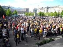 IRKÇILIK - İsveç Halkı Jimmy Durmaz'a Sahip Çıktı