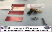 ALTIN KAPLAMA - Kasa Hırsızı 3 Zanlı Tutuklandı