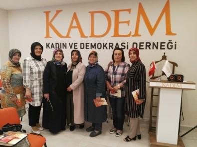 Kent Konseyi Kadın Meclisinden KADEM'e Ziyaret