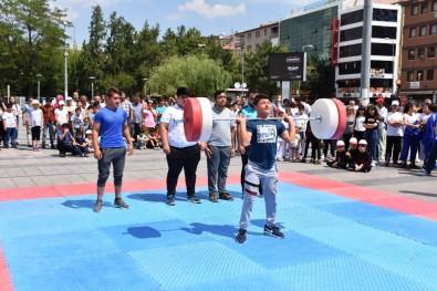 Kırıkkale'de 4 Bin 152 Çocuk Spora Kayıt Oldu