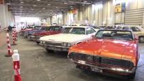 KLASİK OTOMOBİL - Klasik Otomobilciler Festivalde Buluştu