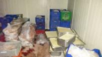 KAÇAK ET - Kocaeli'de 1 Tona Yakın Kaçak Et Ele Geçirildi