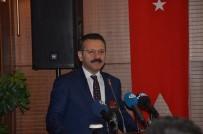 KOCAELİ VALİSİ - Kocaeli Valisi Hüseyin Aksoy Bir Yılı Değerlendirdi