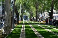 ŞIRINYER - Konak Tramvayı 'Resmen' Başlıyor