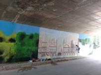 HEREKE - Körfez'in Duvarları Sanatla Boyanıyor